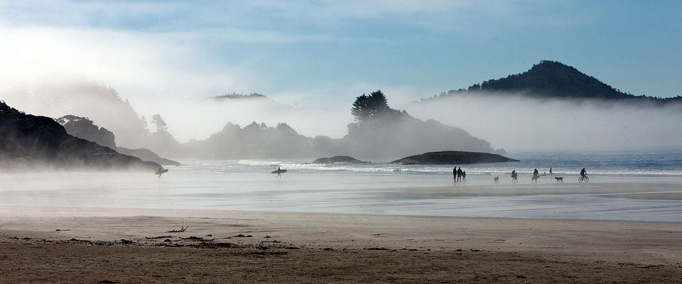 Tofino's Rush Hour is a Slower Pace - Tofino Accommodation