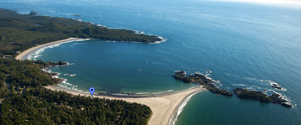 Discover Chesterman Beach - Tofino Accommodation